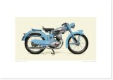 1953 HONDA Benly J