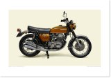 1970 Honda Dream CB750 Four (K1)