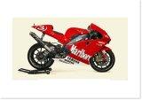 2002 YAMAHA YZR-M1 / Marlboro Yamaha Team