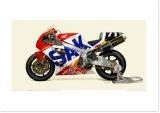 2003 Honda VTR1000SPW - Team Sakurai Honda